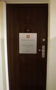 kancelaria-gliwice drzwi
